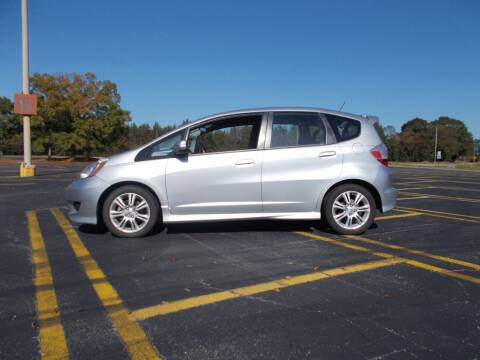 2011 Honda Fit for sale at A & P Automotive in Montgomery AL