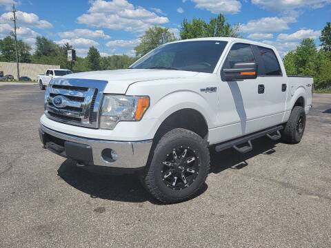 2012 Ford F-150 for sale at Cruisin' Auto Sales in Madison IN