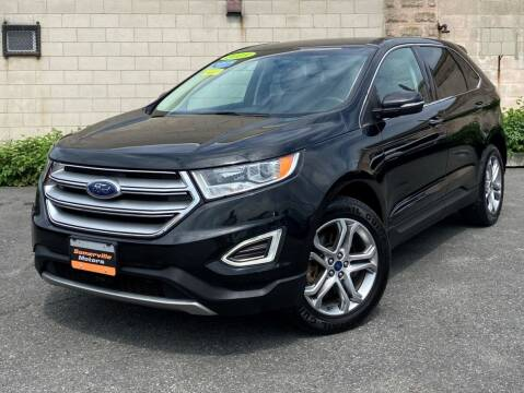 2015 Ford Edge for sale at Somerville Motors in Somerville MA