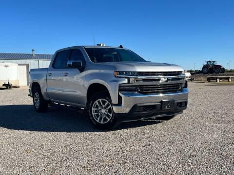 2019 Chevrolet Silverado 1500 for sale at Double TT Auto in Montezuma KS