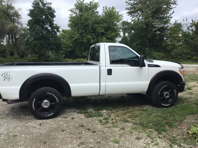 2014 Ford F-250 Super Duty for sale at Mobile-tronics Auto Sales in Kenockee MI