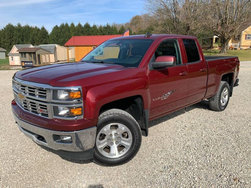 2015 Chevrolet Silverado 1500 for sale at Rt 33 Motors LLC in Rockbridge OH