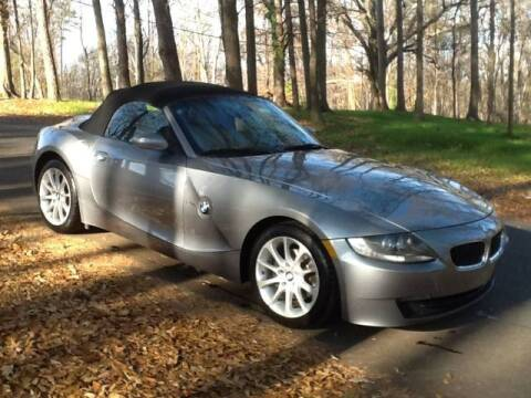 2007 BMW Z4 for sale at Roadtrip Carolinas in Seneca SC