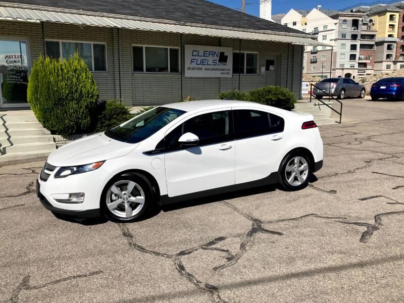 2015 Chevrolet Volt for sale at Clean Fuels Utah in Orem UT