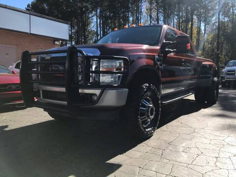 2008 Ford F-350 Super Duty for sale at Magic Motors Inc. in Snellville GA