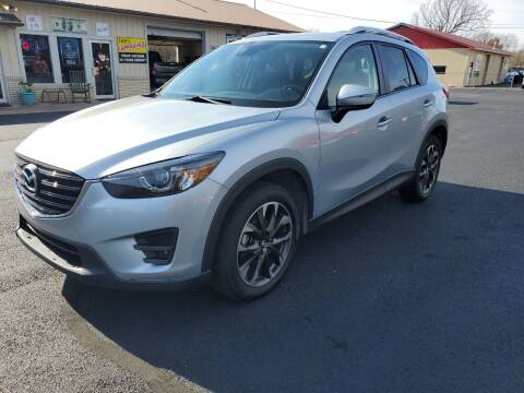 2016 Mazda CX-5 for sale at Bailey Family Auto Sales in Lincoln AR