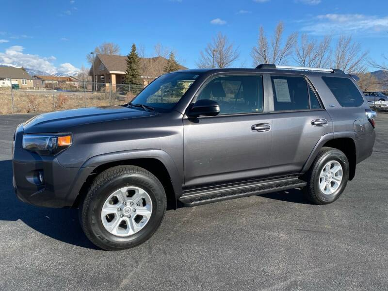 2020 Toyota 4Runner for sale at Salida Auto Sales in Salida CO