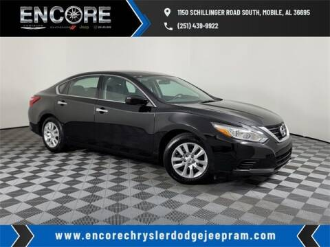 2017 Nissan Altima for sale at PHIL SMITH AUTOMOTIVE GROUP - Encore Chrysler Dodge Jeep Ram in Mobile AL