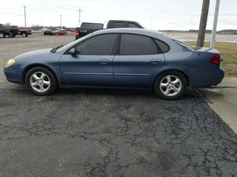 2000 Ford Taurus for sale at Kevin's Motor Sales in Montpelier OH