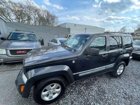 2010 Jeep Liberty for sale at Keyser Autoland llc in Scranton PA