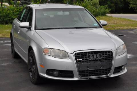 2008 Audi A4 for sale at Amati Auto Group in Hooksett NH
