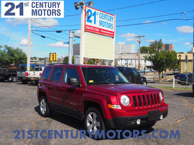 2012 Jeep Patriot for sale at 21st Century Motors in Fall River MA