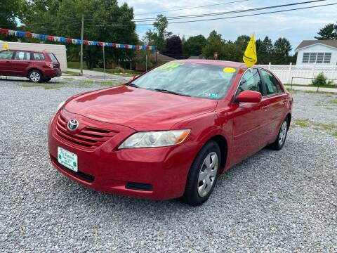 2009 Toyota Camry for sale at McNamara Auto Sales - Red Lion Lot in Red Lion PA
