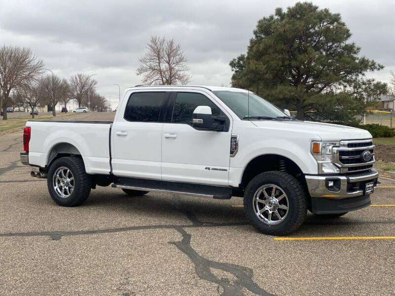 2020 Ford F-250 Super Duty for sale at BISMAN AUTOWORX INC in Bismarck ND