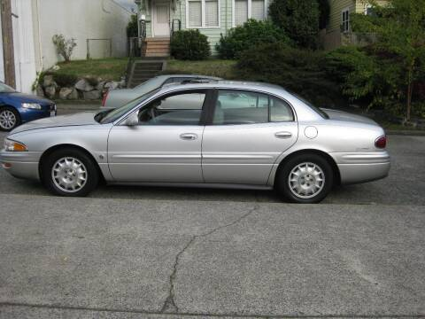2000 Buick LeSabre for sale at UNIVERSITY MOTORSPORTS in Seattle WA