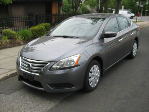 2015 Nissan Sentra for sale at Top Choice Auto Inc in Massapequa Park NY