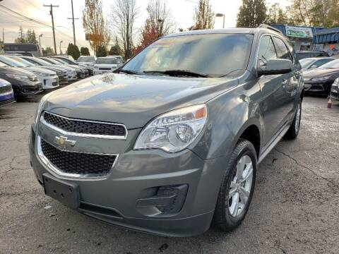 2013 Chevrolet Equinox for sale at Real Deal Cars in Everett WA