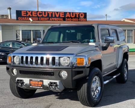 2008 HUMMER H3 for sale at Executive Auto in Winchester VA