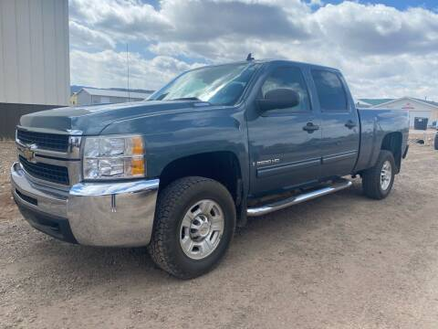2009 Chevrolet Silverado 2500HD for sale at FAST LANE AUTOS in Spearfish SD