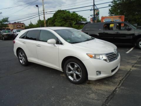 2009 Toyota Venza for sale at Gemini Auto Sales in Providence RI