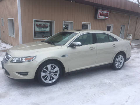 2010 Ford Taurus for sale at Palmer Welcome Auto in New Prague MN