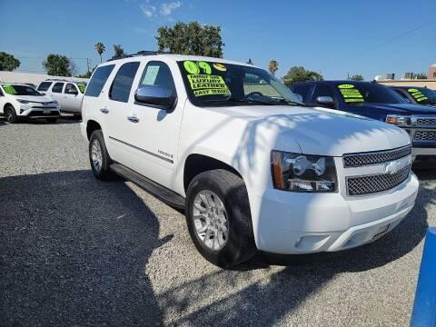 2009 Chevrolet Tahoe for sale at La Playita Auto Sales Tulare in Tulare CA