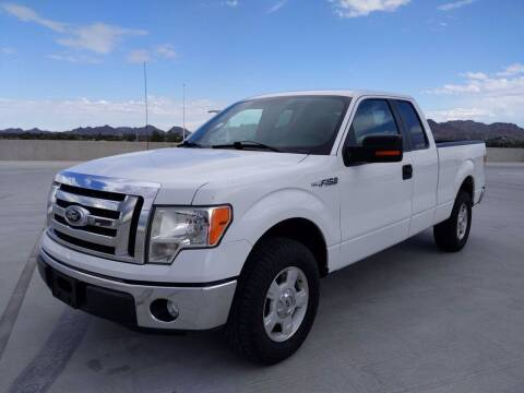 2012 Ford F-150 for sale at Camelback Volkswagen Subaru in Phoenix AZ