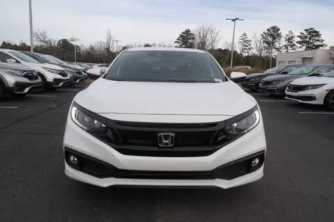 2022 Honda Civic for sale at Southern Auto Solutions - Lou Sobh Honda in Marietta GA