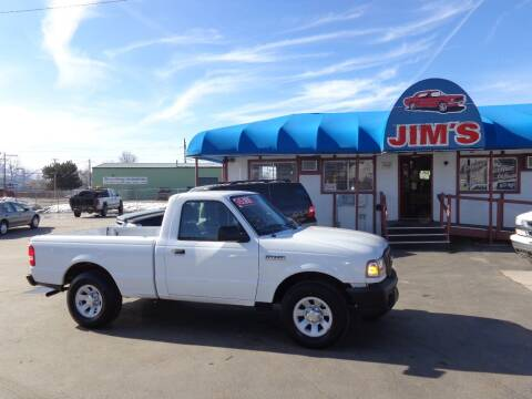 2011 Ford Ranger for sale at Jim's Cars by Priced-Rite Auto Sales in Missoula MT