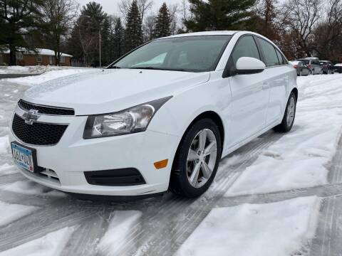 2014 Chevrolet Cruze for sale at Northstar Auto Sales LLC in Ham Lake MN