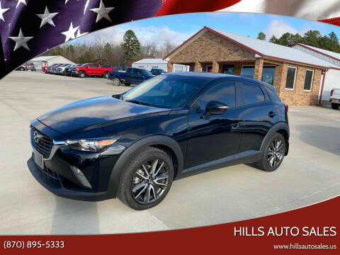 2017 Mazda CX-3 for sale at Hills Auto Sales in Salem AR