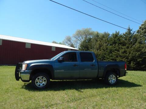 2008 GMC Sierra 1500 for sale at Wheels Unlimited in Smith Center KS