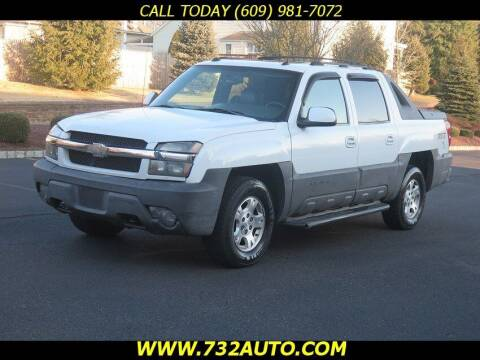 2004 Chevrolet Avalanche for sale at Absolute Auto Solutions in Hamilton NJ