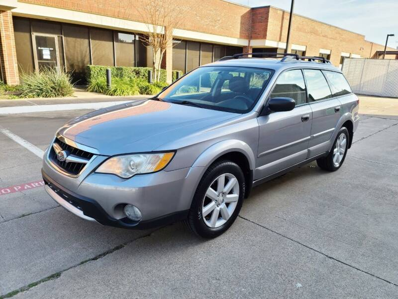 2009 Subaru Outback for sale at DFW Autohaus in Dallas TX