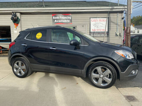 2013 Buick Encore for sale at Grey Horse Motors in Hamilton OH