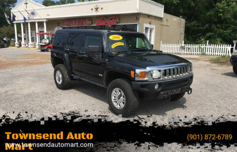 2006 HUMMER H3 for sale at Townsend Auto Mart in Millington TN