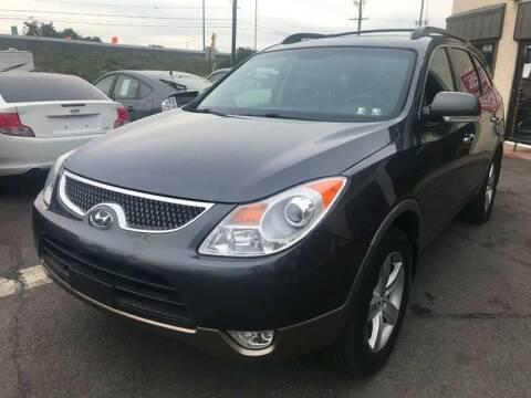 2010 Hyundai Veracruz for sale at Luxury Unlimited Auto Sales Inc. in Trevose PA