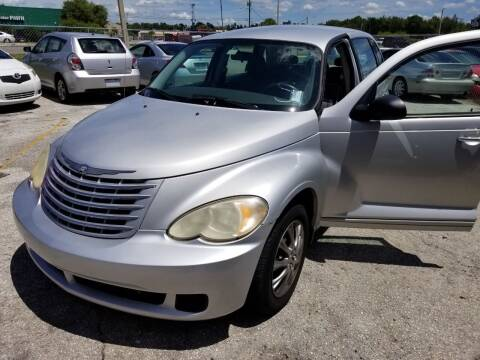 2007 Chrysler PT Cruiser for sale at Fantasy Motors Inc. in Orlando FL
