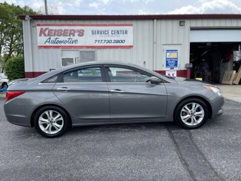 2011 Hyundai Sonata for sale at Keisers Automotive in Camp Hill PA
