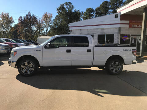 2014 Ford F-150 for sale at Northwood Auto Sales in Northport AL