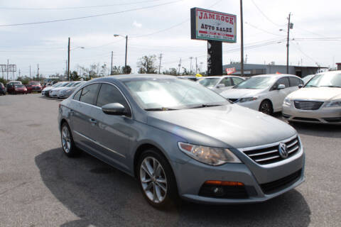 2009 Volkswagen CC for sale at Jamrock Auto Sales of Panama City in Panama City FL