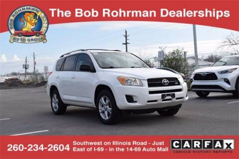 2011 Toyota RAV4 for sale at BOB ROHRMAN FORT WAYNE TOYOTA in Fort Wayne IN