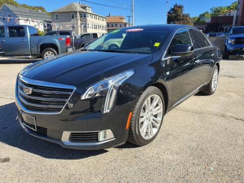 2019 Cadillac XTS for sale at Porcelli Auto Sales in West Warwick RI