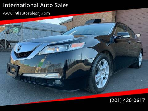 2010 Acura TL for sale at International Auto Sales in Hasbrouck Heights NJ