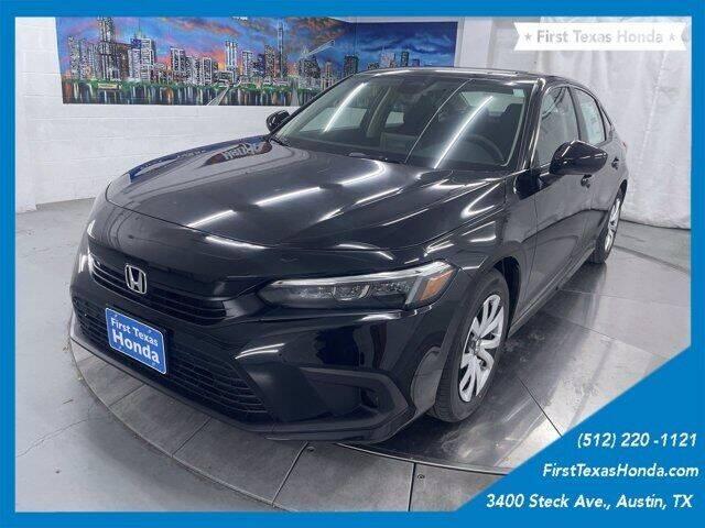 2022 Honda Civic for sale in Austin, TX