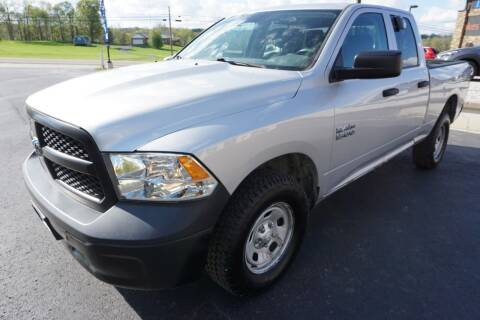 2014 RAM Ram Pickup 1500 for sale at EZ Auto Broker in Mount Vernon OH