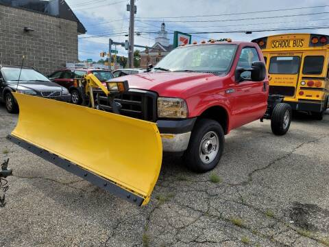 2006 Ford F-350 Super Duty for sale at Plum Auto Works Inc in Newburyport MA