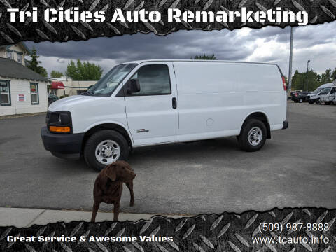2006 Chevrolet Express Cargo for sale at Tri Cities Auto Remarketing in Kennewick WA