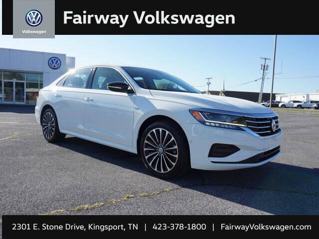 2022 Volkswagen Passat for sale at Fairway Volkswagen in Kingsport TN