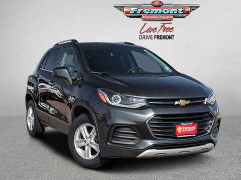 2017 Chevrolet Trax for sale at Rocky Mountain Commercial Trucks in Casper WY